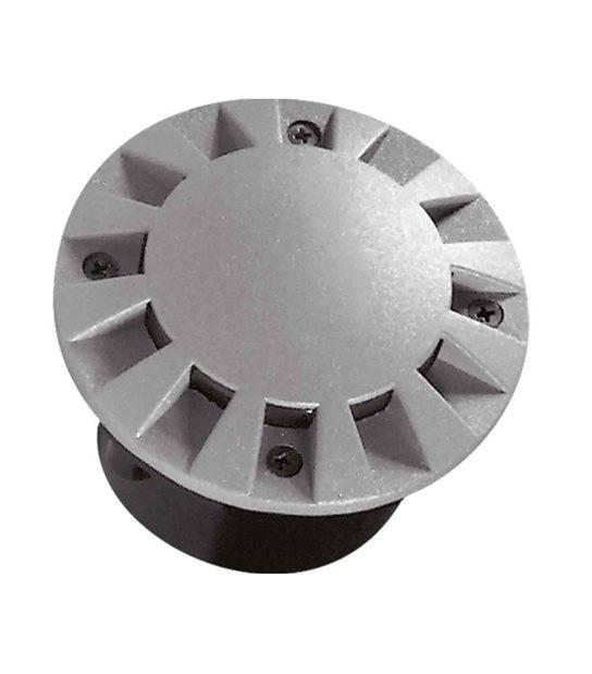 Spot encastrable Spécial Beton ROGER 1W LED integrés IP66 Blanc Froid extérieur KANLUX - 7280 - TERRASE PLANCHER ET BETON - siageo-led.com