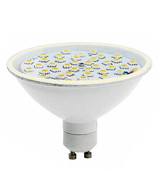 Ampoule LED GU10 MR30 Dimmable SMD 4W 420Lm (équiv 35W) Blanc Chaud EASY CONNECT - GU10 - siageo-led.com