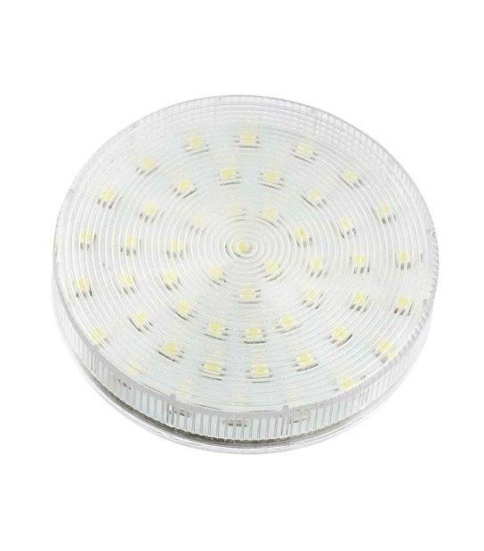 Ampoule LED GX53 à 50 SMD 3W (équiv 21W) Blanc Froid HIPOW - AMPOULE Gx53 - siageo-led.com