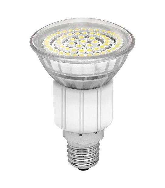 Ampoule LED E14 à 60 SMD 3.3W 260Lm (équiv 25W) Blanc Chaud KANLUX - E14 - siageo-led.com