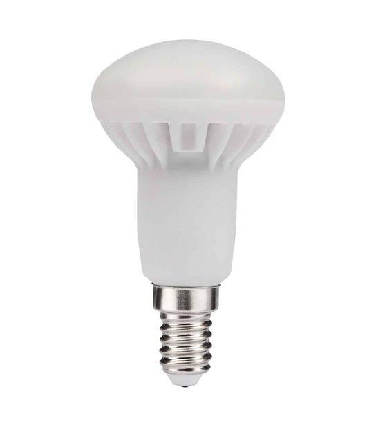 Ampoule LED E14 R50 SMD 6W 460Lm (équiv 40W) Blanc Chaud KANLUX - AMPOULE E14 - siageo-led.com