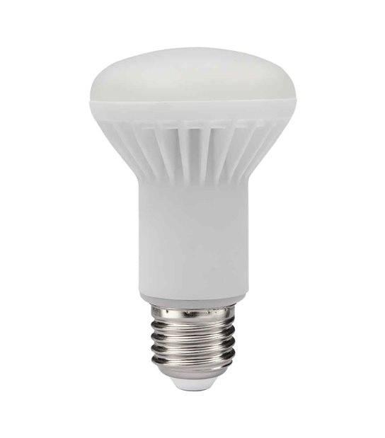 Ampoule LED E27 R63 SMD 8W 620Lm (équiv 49W) Blanc Chaud KANLUX - 19712 - CYBER WEEK - siageo-led.com