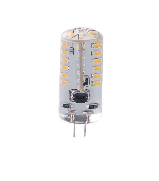 Ampoule LED G4 SILKO 2.5W 180Lm (équiv 19W) Blanc Chaud 360° 12V KANLUX - G4 - siageo-led.com