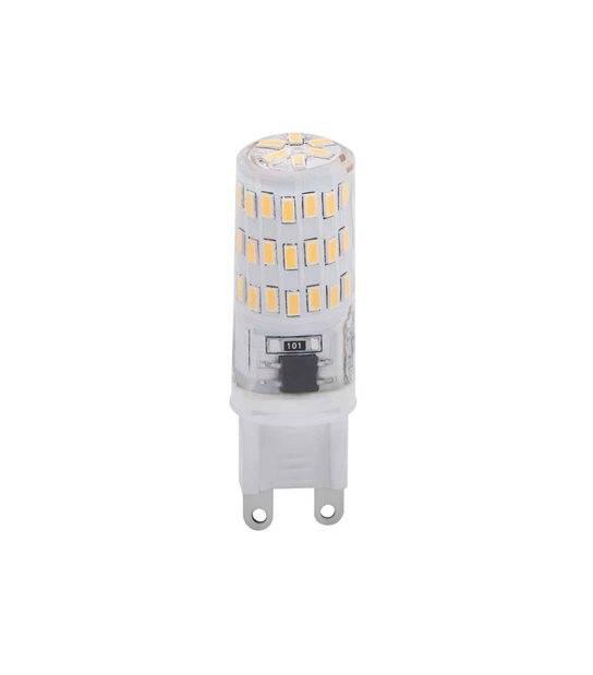 Ampoule LED G9 SMD SILKO 3.5W 300Lm (équiv 28W) Blanc Chaud 360° KANLUX - G9 - siageo-led.com