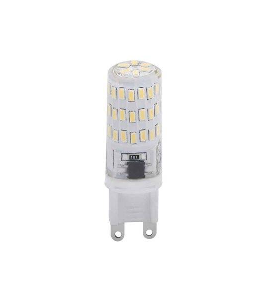 Ampoule LED G9 SMD SILKO 3.5W 300Lm (équiv 28W) Blanc Froid 360° KANLUX - CYBER WEEK - siageo-led.com