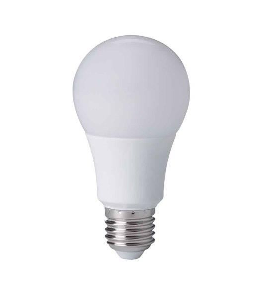 Ampoule LED E27 SMD WIDE 10W 800Lm (équiv 60W) Blanc neutre 300° KANLUX - E27 - siageo-led.com