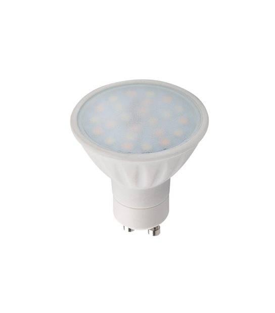Ampoule LED GU10 5W 350-400Lm (équiv 35W) TriColor 120° KANLUX - GU10 - siageo-led.com