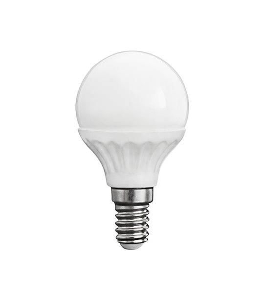 Ampoule LED E14 à 15 SMD 2835 BILO 5W 280Lm (équiv 37W) Blanc Chaud KANLUX - E14 - siageo-led.com