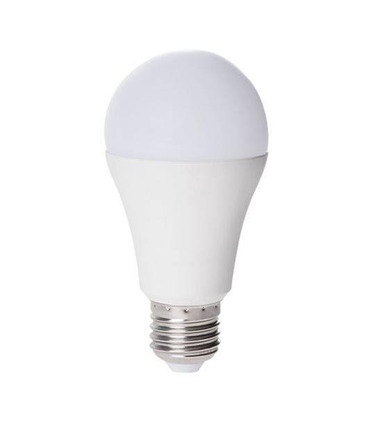 Ampoule LED E27 SMD OMEGA 11W 1250Lm (équiv 85W) Blanc Chaud 200° KANLUX - E27 - siageo-led.com