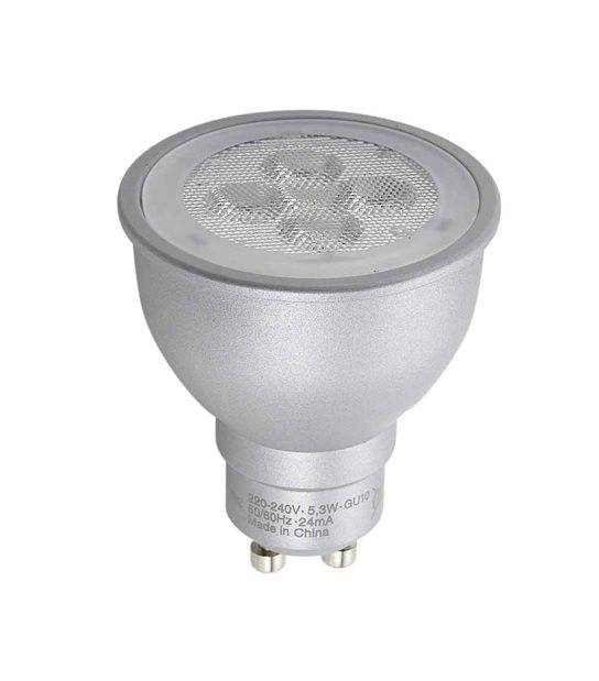 DESTOCKAGE Ampoule LED GU10 Dimmable PARATHOM PAR16 5.3W 350Lm (équiv 50W) Blanc Chaud 36° OSRAM - GU10 - siageo-led.com