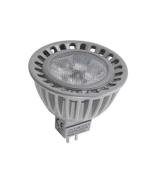 DESTOCKAGE Ampoule LED GU5.3 MR16 Dimmable PARATHOM 6.3W 350Lm (équiv 35W) Blanc neutre 36° 12V OSRAM - GU5.3 - siageo-led.com