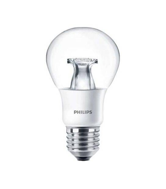 Ampoule LED E27 A60 Dimmable MASTER LEDBulb DimTone 6W 470Lm (équiv 40W) Blanc Chaud PHILIPS - E27 - siageo-led.com
