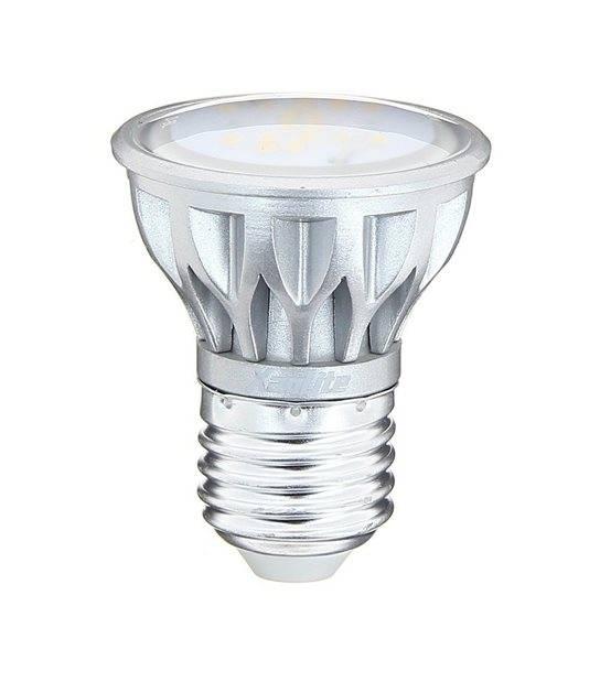 Ampoule LED E27 Réflecteur SMD 5.5W 320Lm (équiv 35W) Blanc Chaud 100° XANLITE - E27 - siageo-led.com
