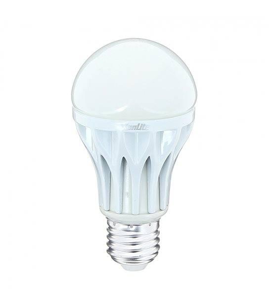 Ampoule LED E27 A60 SMD 6.6W 470Lm (équiv 40W) Blanc Chaud 110° XANLITE - CYBER WEEK - siageo-led.com
