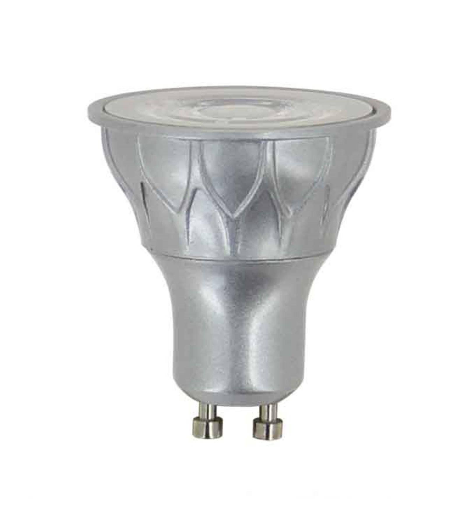 Led Xanlite 75wBlanc 60° 5w 520lméquiv Gu10 7 Chaud Mg75s Ampoule Smd 3jA54RL
