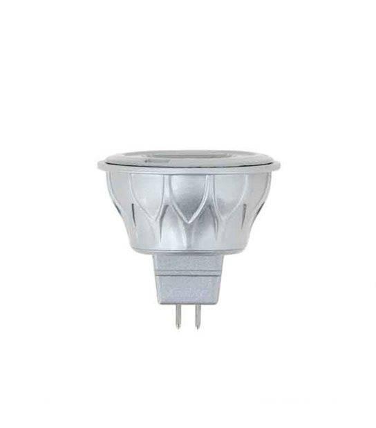 Ampoule LED GU5.3 MR16 SMD 6.8W 345Lm (équiv 35W) Blanc neutre 60° 12V XANLITE - GU5.3 - siageo-led.com