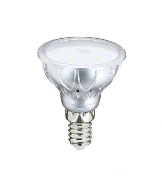 Ampoule LED E14 SMD 4.5W 230Lm (équiv 25W) Blanc Chaud 100° XANLITE - E14 - siageo-led.com
