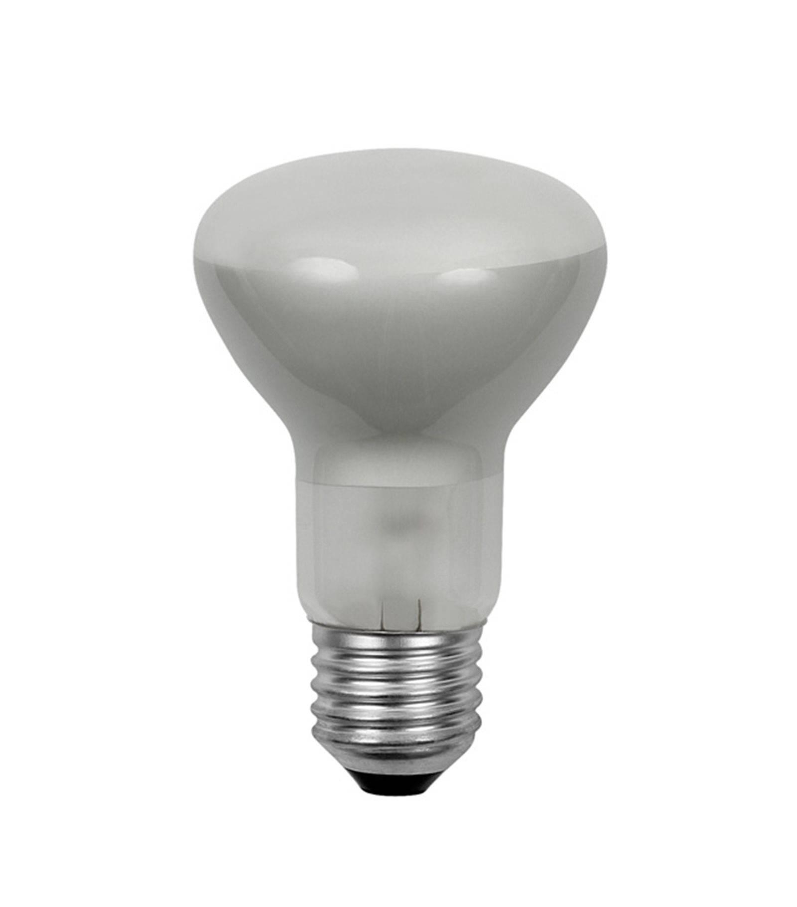 ampoule halog ne e27 r63 bulbe r flecteur 40w 260lm blanc chaud 60 kanlux ampoule halogene. Black Bedroom Furniture Sets. Home Design Ideas