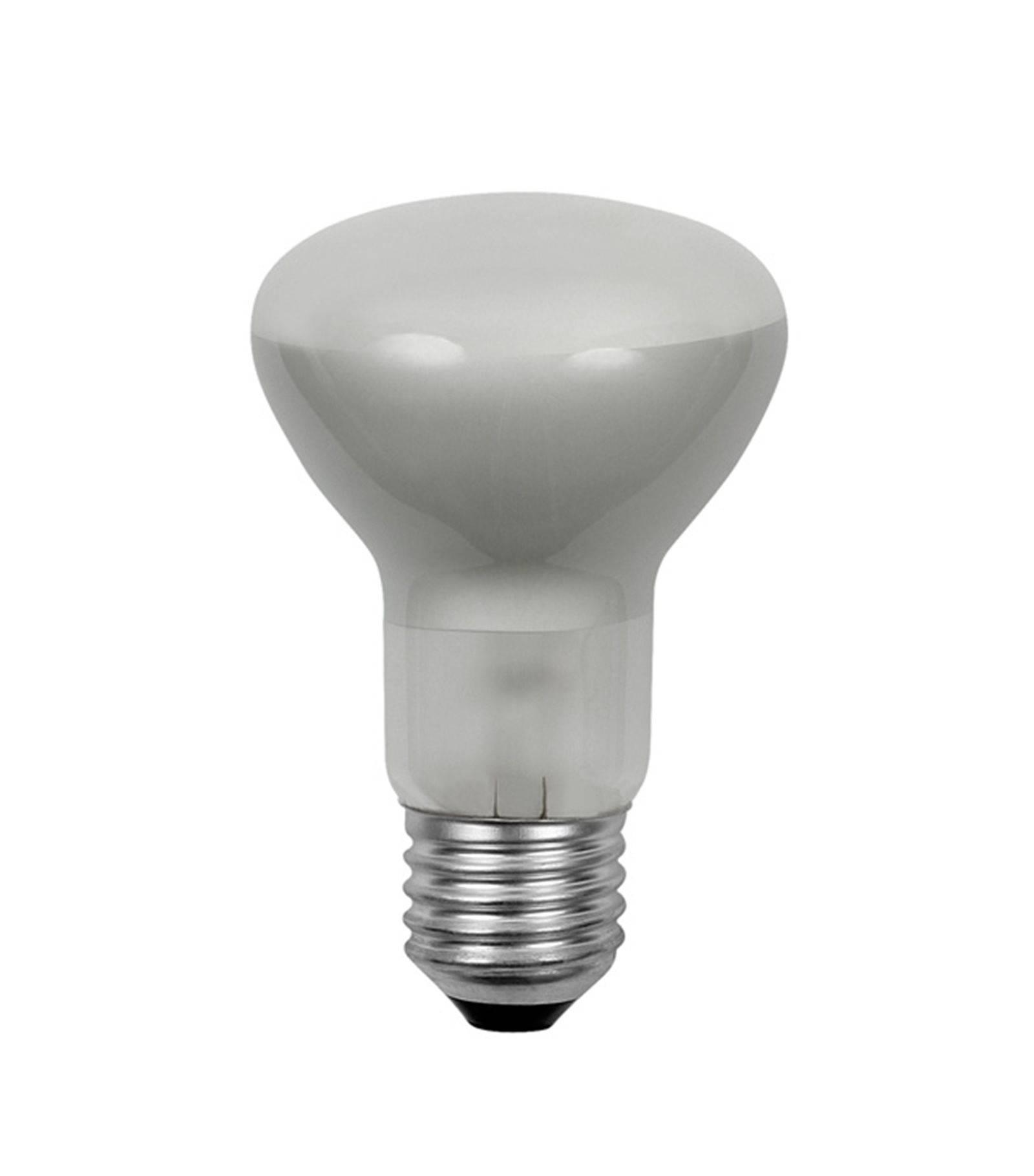ampoule halog ne e27 r63 bulbe r flecteur 60w 460lm blanc chaud 60 kanlux ampoule halogene. Black Bedroom Furniture Sets. Home Design Ideas