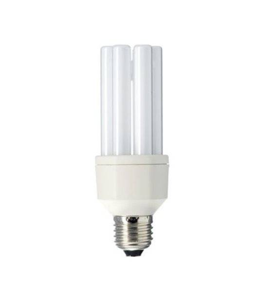 Ampoule Fluocompacte Basse Consommation E27 Master Stairway 20W 1230Lm équiv 90W Blanc chaud PHILIPS - 877694 - CYBER WEEK - siageo-led.com