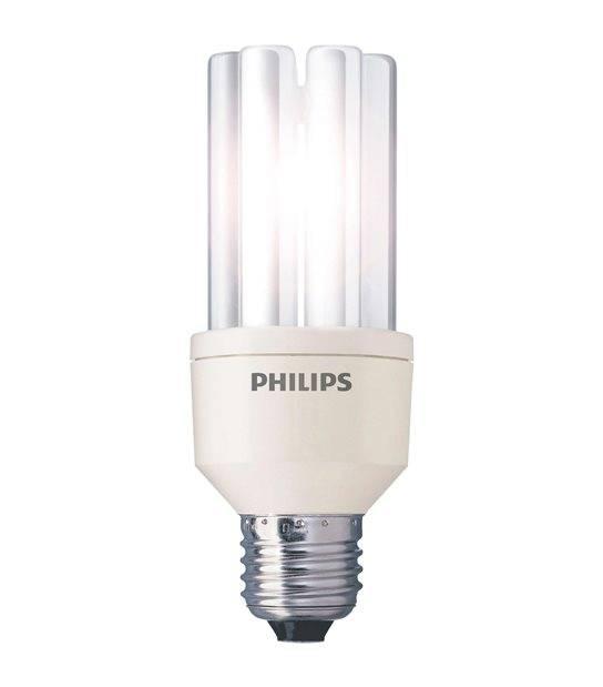 Ampoule Fluocompacte Basse Consommation E27 Master PL-Electronic Stairway 5 à 11W 890Lm équiv 70W Blanc chaud PHILIPS - 7514 - CYBER WEEK - siageo-led.com