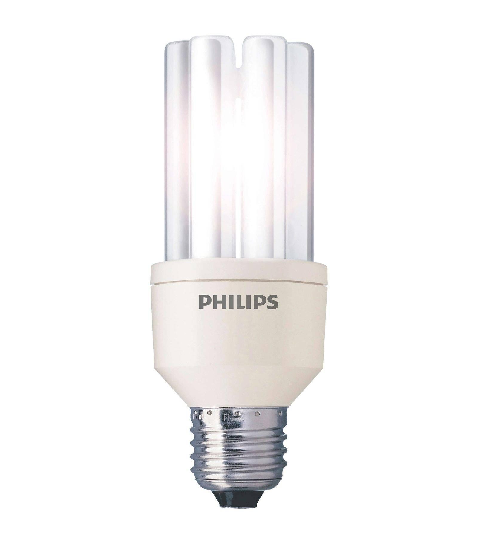 Ampoule Fluocompacte Basse Consommation E27 Master Pl Electronic