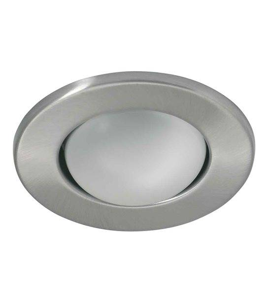 Spot Encastrable Plafonnier RAGO Chrome Mat Rond E14 IP20 KANLUX - CYBER WEEK - siageo-led.com
