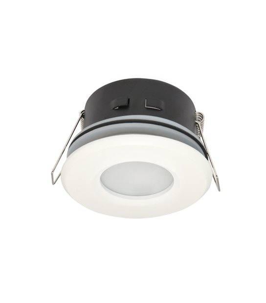 Spot Encastrable salle de bain Blanc Rond GU5.3 MR16 IP65 W LED LINE - ETANCHE SALLE DE BAIN - siageo-led.com