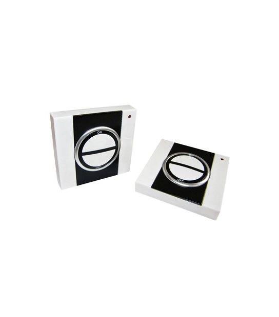 Easy Connect Domotique, 2 Interrupteurs Sans Fil 66170 - 66170 - CYBER WEEK - siageo-led.com
