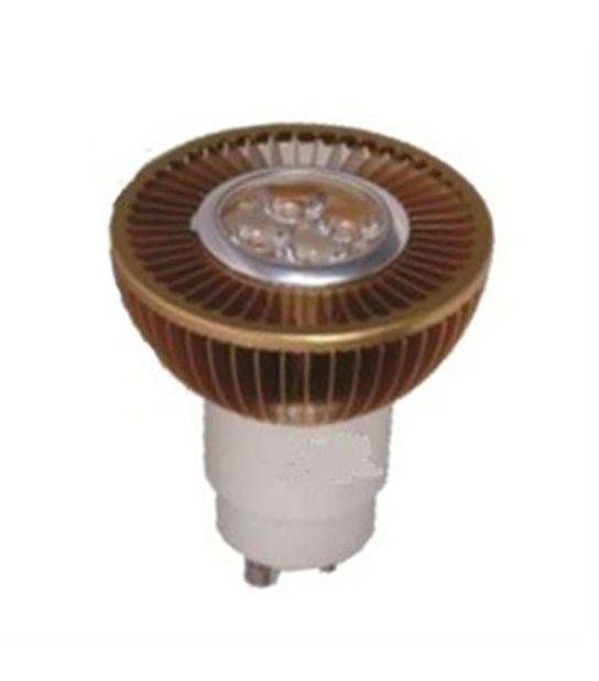 DESTOCKAGE Ampoule LED GU10 MC-E 7W 355Lm (équiv 50W) Blanc Chaud 60° CREE - GU10 - siageo-led.com