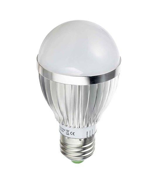 Ampoule led E27 RGB 3X2W 230V diffusion 270 degré - CYBER WEEK - siageo-led.com