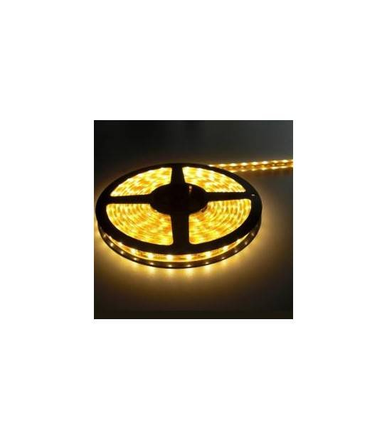 DESTOCKAGE Ruban LED à 300 LEDs SMD3528 sécable Jaune étanche IP65 bande LED de 5 mètresM 74W HIPOW - CYBER WEEK - siageo-led.com