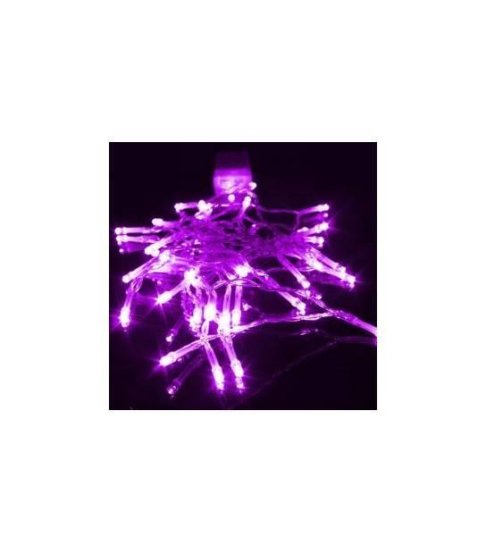 Guirlande 160 LEDs Dream Light Couleur violet 5M Easy Connect - 72568 - GUIRLANDES - siageo-led.com