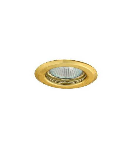 Spot Encastrable ARGUS Or Rond GU5.3/GU10 IP20 KANLUX - 300 - ENCASTRABLE - siageo-led.com
