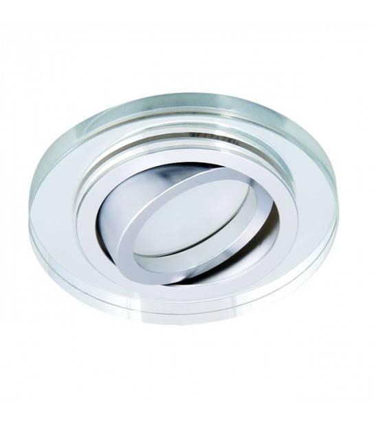 Spot encastrable orientable rond Design Argent Collection MORTA Kanlux - 26716 - ENCASTRABLE - siageo-led.com