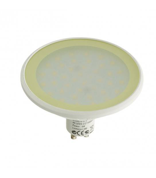 Ampoule LED GU10 MR30 Dimmable 10W 800Lm (équiv 70W) Blanc Chaud Easy Connect - 67876 - AMPOULE GU10 - siageo-led.com