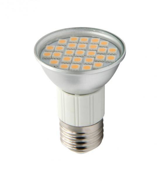 Ampoule LED E27 5W 380Lm (équiv 50W) Blanc Chaud 120° LED Line - 241581 - AMPOULE E27 - siageo-led.com