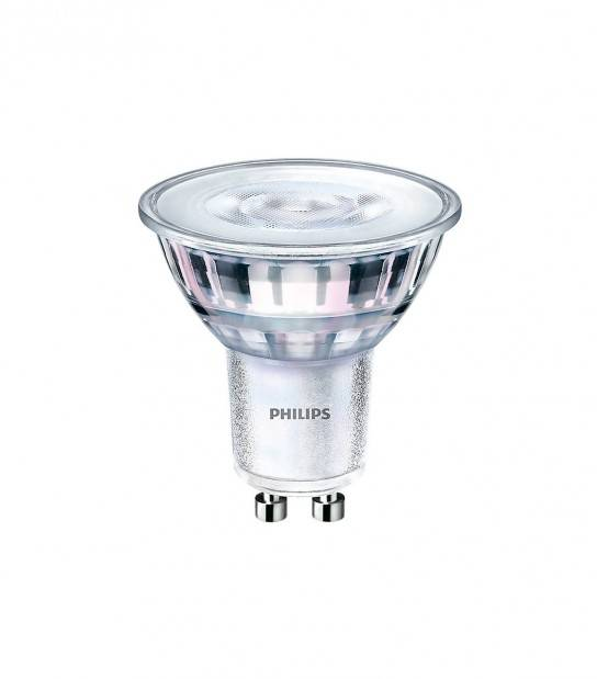 Ampoule LED GU10 MR16 CorePro 4,6W 370Lm (équiv 50W) Blanc Chaud 36° IP20 Philips - AMPOULE GU10 - siageo-led.com