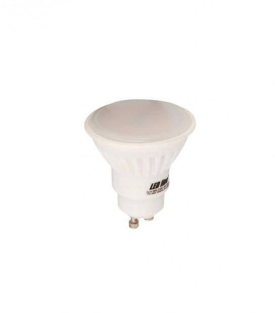 Ampoule LED GU10 MR16 10W 1000Lm Blanc chaud 120° IP20 LED Line - 248580 - AMPOULE GU10 - siageo-led.com