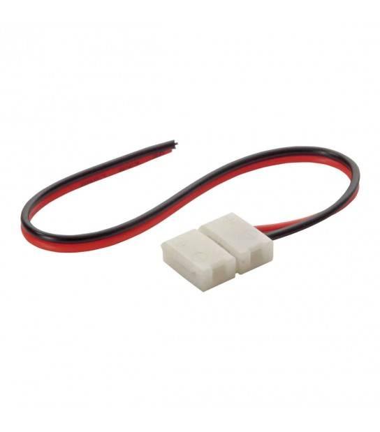 Rallonge connecteur bande LED et Clip Connecteur pour bande 8mm ref 19032 - 19032 - ACCESSOIRES RUBAN LED - siageo-led.com