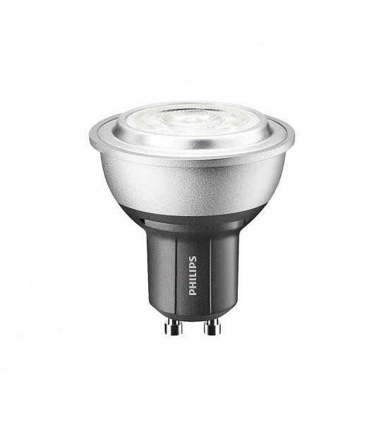 Ampoule LED GU10 MR16 Réflecteur Dimmable 4W 314Lm (équiv 35W) Blanc Neutre 40° Philips - GU10 - siageo-led.com
