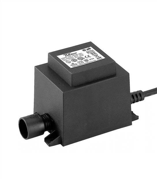 Transformateur IP44 12v 60W Garden lights - GL6210011 - TRANSFORMATEUR - siageo-led.com
