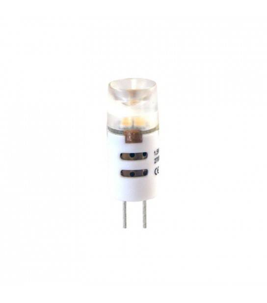 Ampoule LED G4 MR16 1,5W 100Lm Blanc Froid 120 degré 12V Garden lights - GL6205451 - CYBER WEEK - siageo-led.com