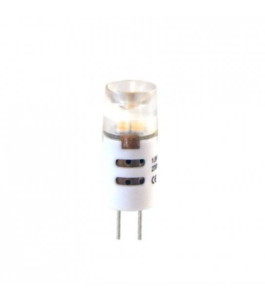 Ampoule LED G4 MR16 1,5W 90Lm Blanc Chaud 120 degré 12V Garden lights - GL6204451 - CYBER WEEK - siageo-led.com