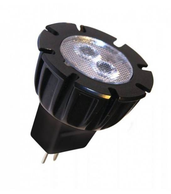 Ampoule LED GU5.3 MR11 3W 190Lm Blanc Chaud 120 degré 12V Garden lights - GL6223011 - GARDEN LIGHTS - siageo-led.com