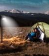 Projecteur Solaire 10W équiv 100W IP65 Blanc Neutre Orientable exterieur avec Batterie LED Line - PROJECTEUR JARDIN - siageo-led.com