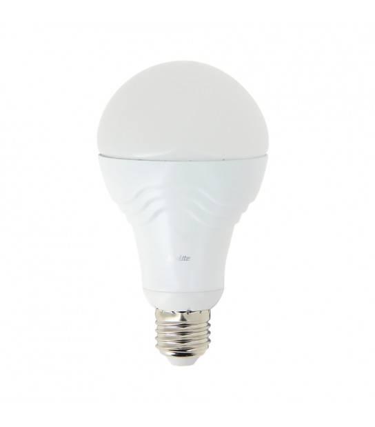 Ampoule LED E27 A60 LED EVOLUTION XXX 14.2W 1521Lm (équiv 100W) Blanc Froid 200° XANLITE - ME1521GPW - AMPOULE E27 - siageo-led.com