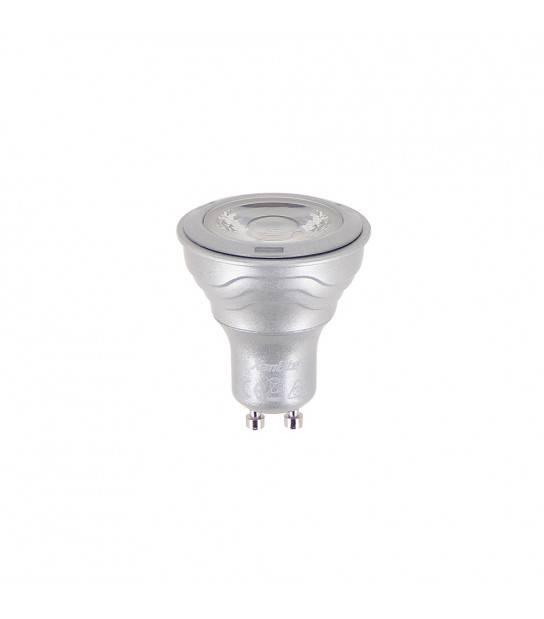 Ampoule LED GU10 MR16 Dimmable 6.5W 345Lm (équiv 50W) Blanc Neutre 36° XANLITE - VG50SCWD - AMPOULE GU10 - siageo-led.com