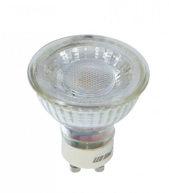 Ampoule LED GU10 MR16 3W 273Lm Blanc Froid 36° LED Line - 247811 - AMPOULE GU10 - siageo-led.com