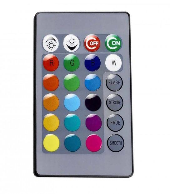 Télécommande Infrarouge 24 boutons HIPOW - CYBER WEEK - siageo-led.com